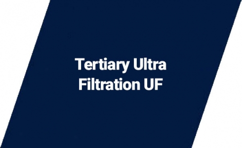 Tertiary Ultra Filtration UF