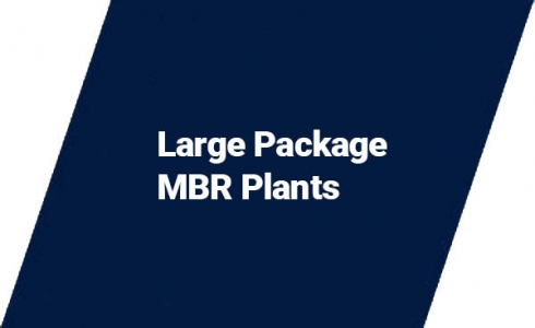 Large Package MBR Plants