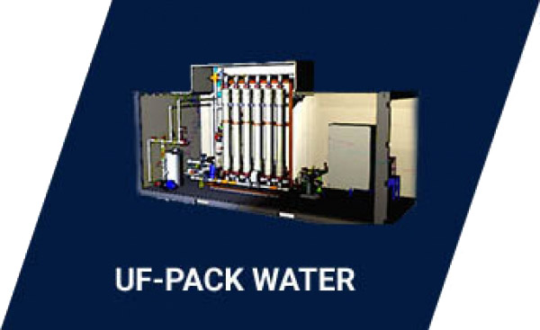 """UF-PACK"" WATER"